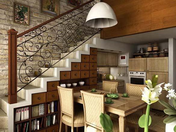 30 εκπληκτικές ιδέες για σκάλες που προσφέρουν εξοικονόμηση χώρου (5)