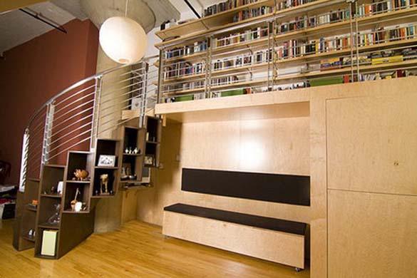 30 εκπληκτικές ιδέες για σκάλες που προσφέρουν εξοικονόμηση χώρου (13)