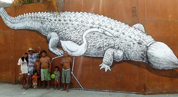 Εντυπωσιακά graffiti (25)