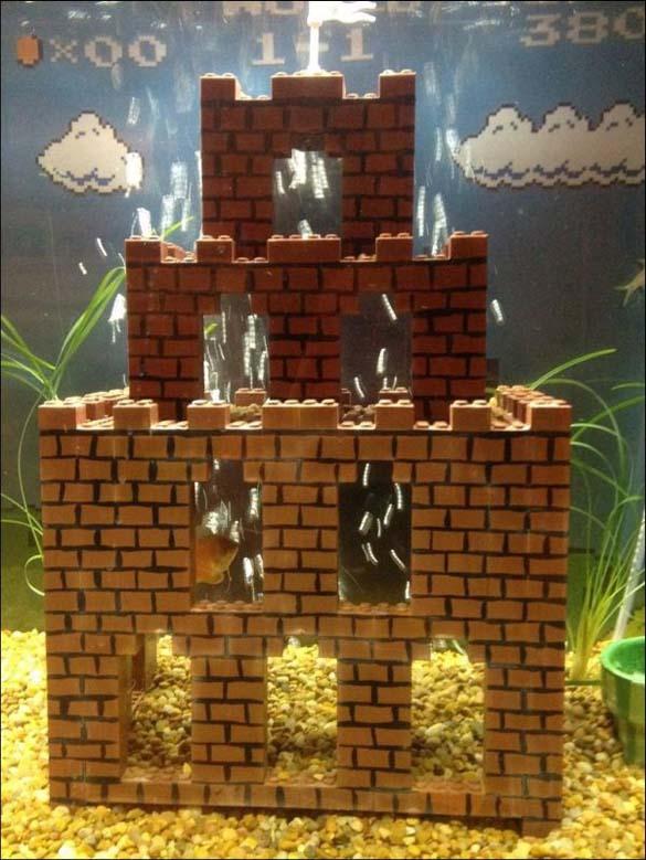 Ενυδρείο Super Mario (6)