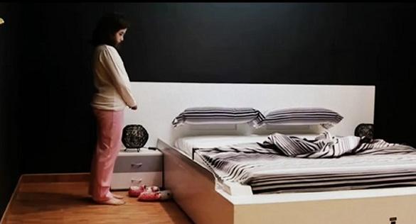 «Έξυπνο» κρεβάτι που στρώνεται μόνο του