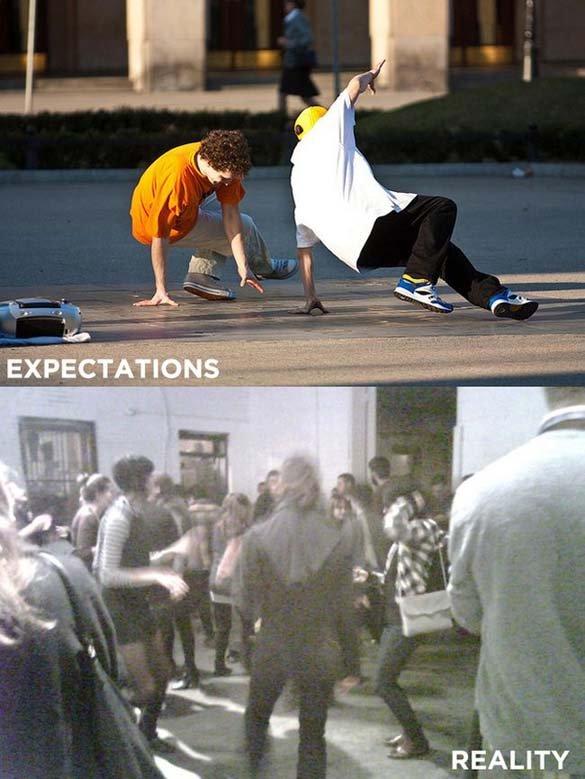 Φωτογραφίες με το κινητό: Προσδοκίες vs Πραγματικότητα (3)