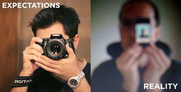Φωτογραφίες με το κινητό: Προσδοκίες vs Πραγματικότητα (8)