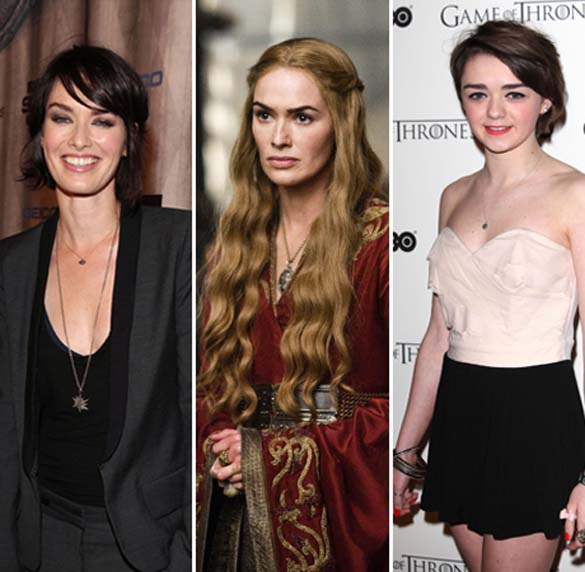 Game of Thrones: Πως είναι οι ηθοποιοί στην πραγματικότητα (1)