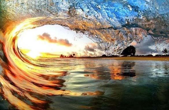Κύματα στη Χαβάη (2)