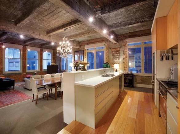 Μετατροπή παλιάς αποθήκης σε σύγχρονο διαμέρισμα (2)