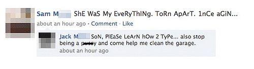 Όταν οι γονείς σε έχουν φίλο στο Facebook... (2)