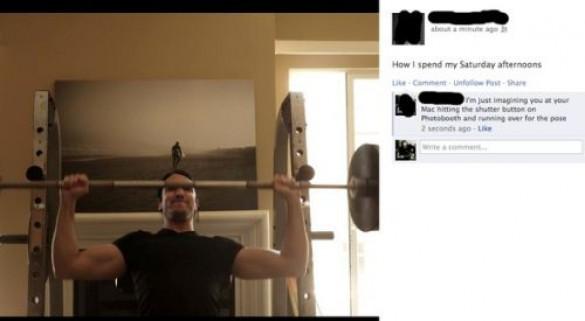 Όταν οι γονείς σε έχουν φίλο στο Facebook... (5)