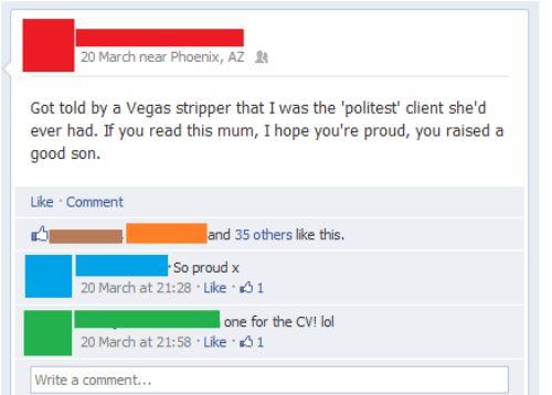Όταν οι γονείς σε έχουν φίλο στο Facebook... (10)