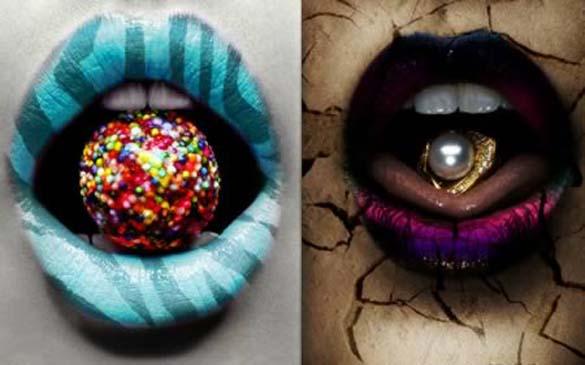 Όταν το μακιγιάζ και η φαντασία συναντιούνται... (6)