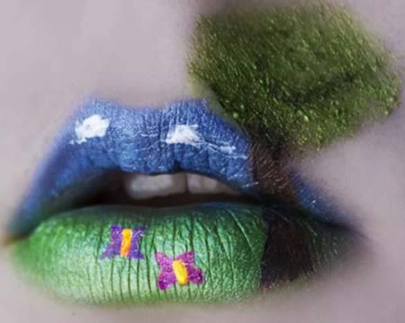 Όταν το μακιγιάζ και η φαντασία συναντιούνται... (11)