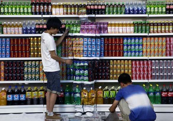 Παράξενες στιγμές στο Supermarket (6)