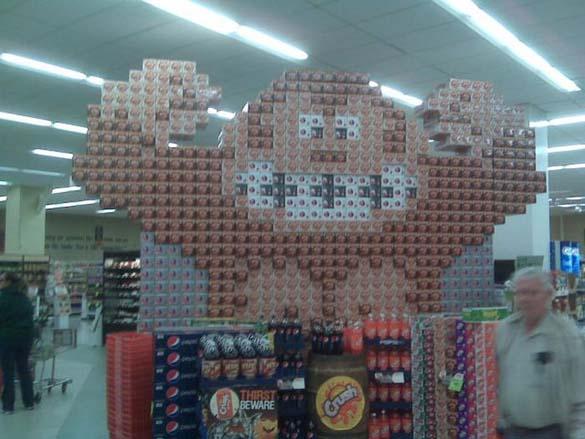 Παράξενες στιγμές στο Supermarket (12)