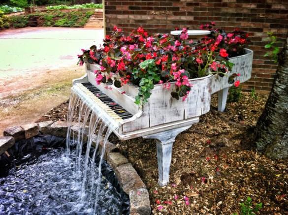 Το παλιό πιάνο | Φωτογραφία της ημέρας
