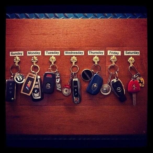 Το όνειρο κάθε οδηγού | Φωτογραφία της ημέρας