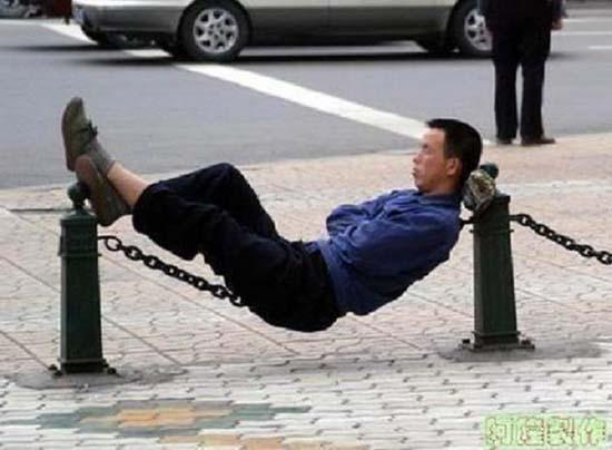Πράγματα που θα δεις μόνο στην Κίνα (15)