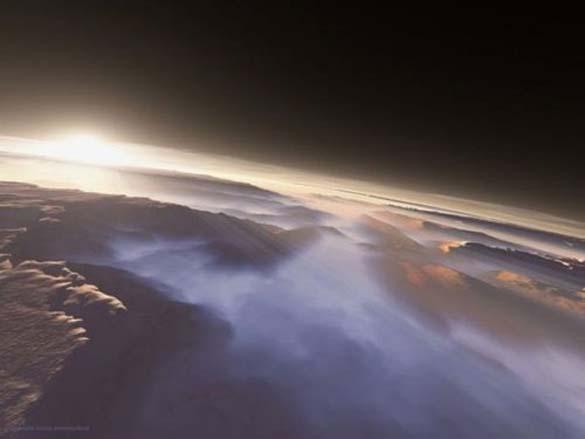 Ένα πρωινό στον πλανήτη Άρη (2)