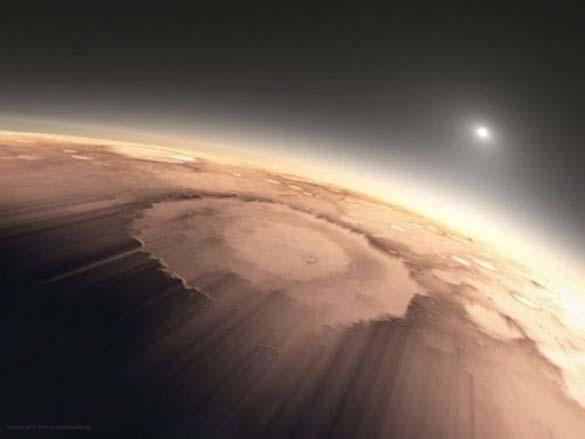 Ένα πρωινό στον πλανήτη Άρη (3)