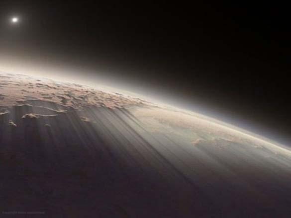 Ένα πρωινό στον πλανήτη Άρη (5)