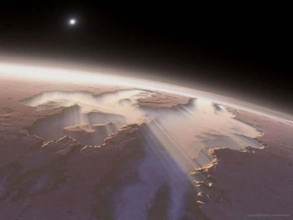 Ένα πρωινό στον πλανήτη Άρη (6)