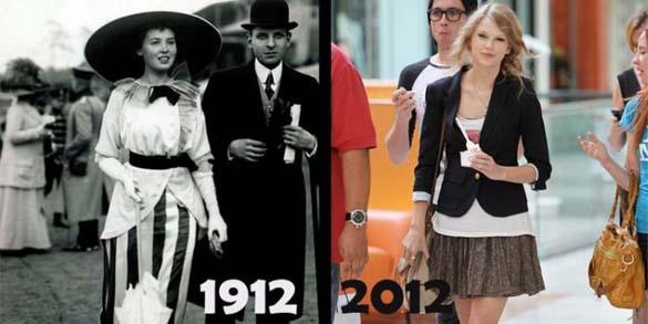 Πως άλλαξε ο κόσμος μέσα σε 100 χρόνια (1)