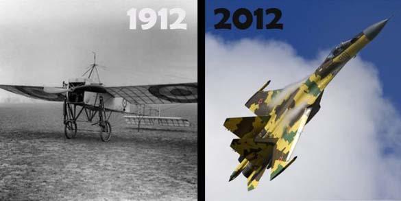 Πως άλλαξε ο κόσμος μέσα σε 100 χρόνια (2)