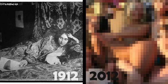 Πως άλλαξε ο κόσμος μέσα σε 100 χρόνια (6)