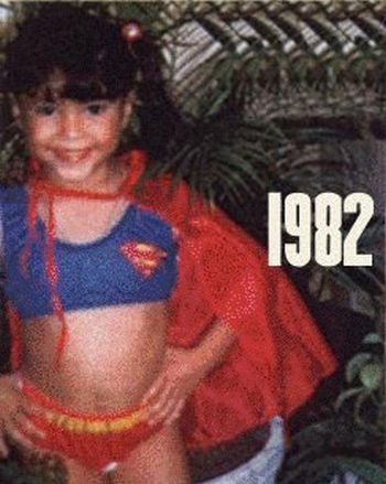 Shakira: 1977-2012 μέσα από φωτογραφίες (4)