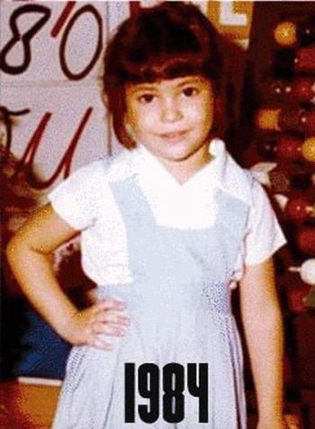 Shakira: 1977-2012 μέσα από φωτογραφίες (5)