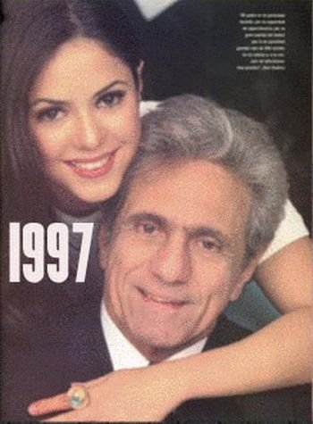 Shakira: 1977-2012 μέσα από φωτογραφίες (12)