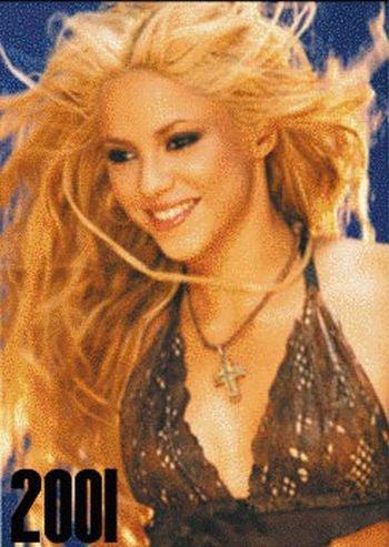 Shakira: 1977-2012 μέσα από φωτογραφίες (16)