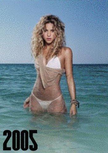 Shakira: 1977-2012 μέσα από φωτογραφίες (20)