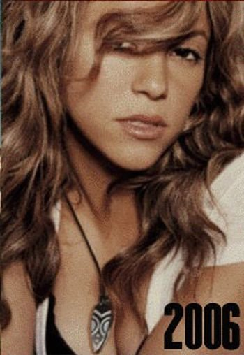 Shakira: 1977-2012 μέσα από φωτογραφίες (21)