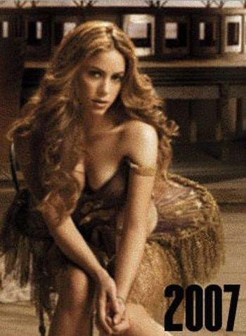 Shakira: 1977-2012 μέσα από φωτογραφίες (22)