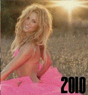 Shakira: 1977-2012 μέσα από φωτογραφίες (25)
