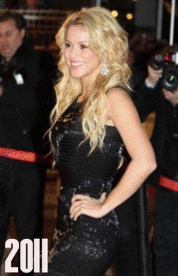 Shakira: 1977-2012 μέσα από φωτογραφίες (26)