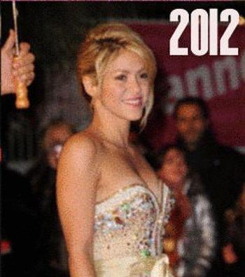 Shakira: 1977-2012 μέσα από φωτογραφίες (27)