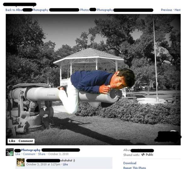 Οι χειρότερες φωτογραφίες στο Facebook (4)