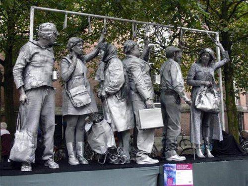 Ζωντανά αγάλματα που θα σας ξεγελάσουν (8)