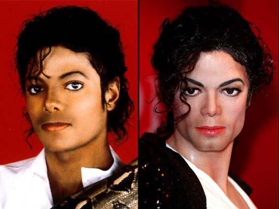 Διάσημοι φωτογραφίζονται με τα κέρινα ομοιώματα τους (6)
