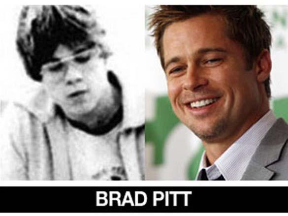 Διάσημοι σε νεαρή ηλικία και τώρα (2)