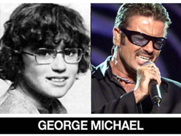Διάσημοι σε νεαρή ηλικία και τώρα (4)