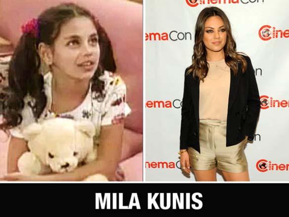 Διάσημοι σε νεαρή ηλικία και τώρα (8)