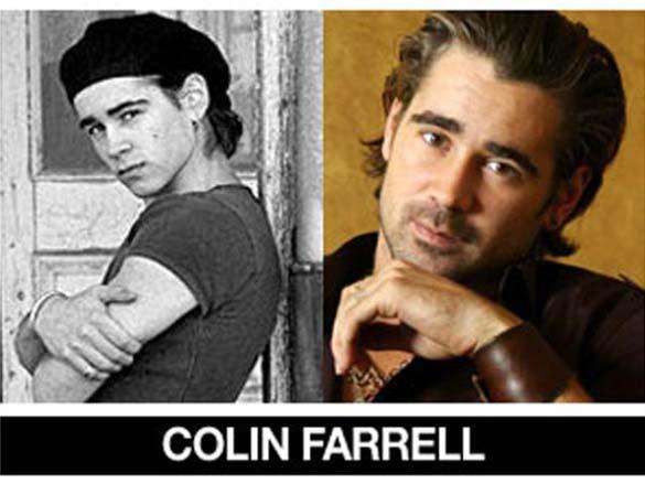 Διάσημοι σε νεαρή ηλικία και τώρα (9)
