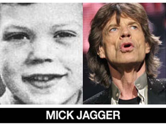 Διάσημοι σε νεαρή ηλικία και τώρα (14)
