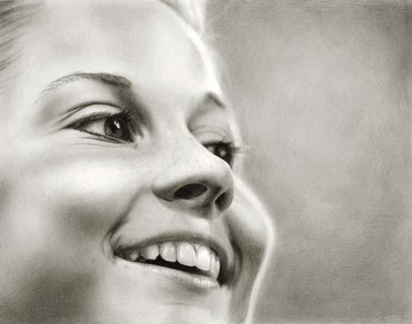 10 εκπληκτικά πορτραίτα διασήμων με μολύβι και κάρβουνο ζωγραφικής (10)