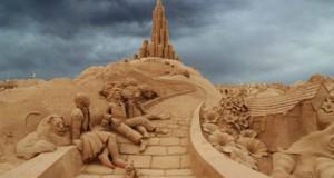 25 εκπληκτικές δημιουργίες στην άμμο