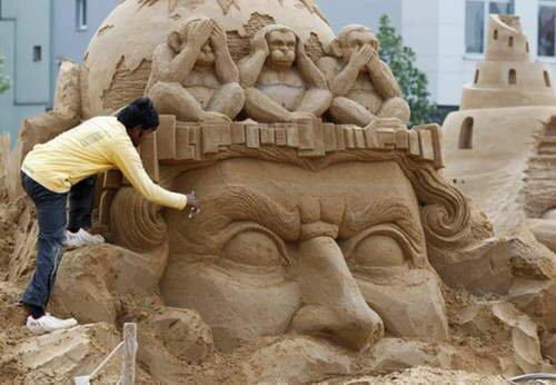 25 εκπληκτικές δημιουργίες στην άμμο (20)