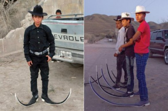 Εν τω μεταξύ, στο Μεξικό... (15)