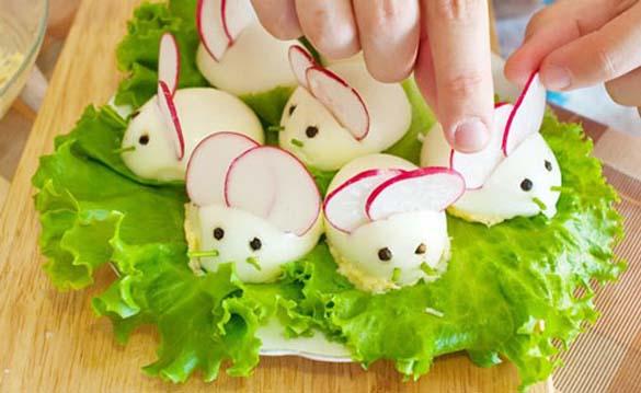 Εντυπωσιακές δημιουργίες με βραστά αβγά (2)